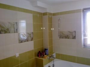 verde alb brau baie
