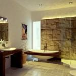 baie cu piatra