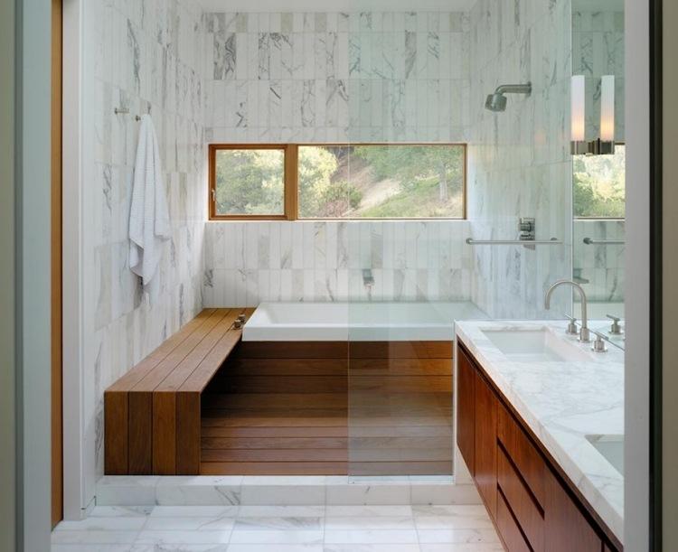 faianta stil lemn natural
