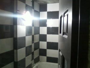 baie sah alb cu negru