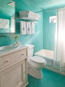 baie verde vopsea lavabila