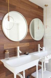 baie faianta imita lemn