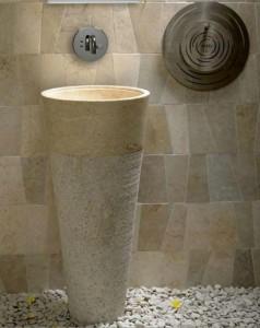 baie granit lavoar