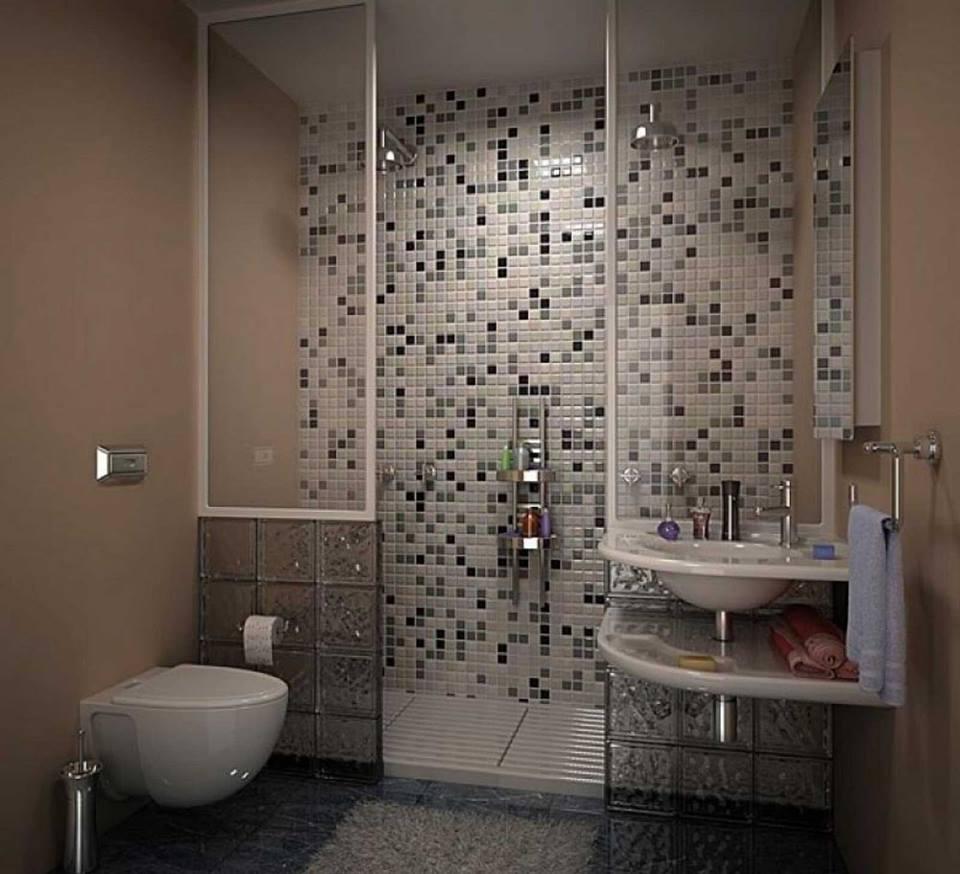 baie-mozaic si sticla