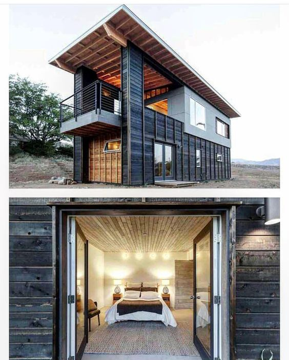 Container Home Design Ideas: Case Din Containere Maritime De Locuit: Poze, Preturi