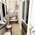 Dulapuri pentru balcon 3