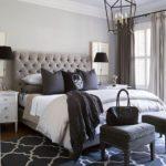 Dormitoare alb negru 10