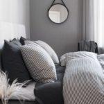Dormitoare alb negru 5