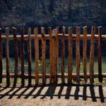 Garduri din lemn rustice 10