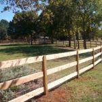 Garduri din lemn rustice 12