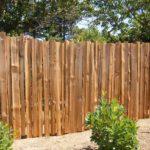 Garduri din lemn rustice 14