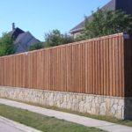 Garduri din lemn rustice