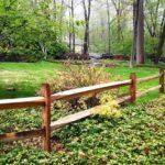 Garduri din lemn rustice 4