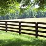 Garduri din lemn rustice 6