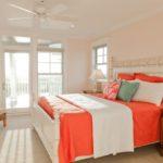 Dormitoare culoarea piersicii