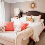 Dormitoare culoarea piersicii 2