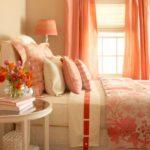 Dormitoare culoarea piersicii 8