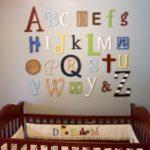 Litere decorative pentru perete 9