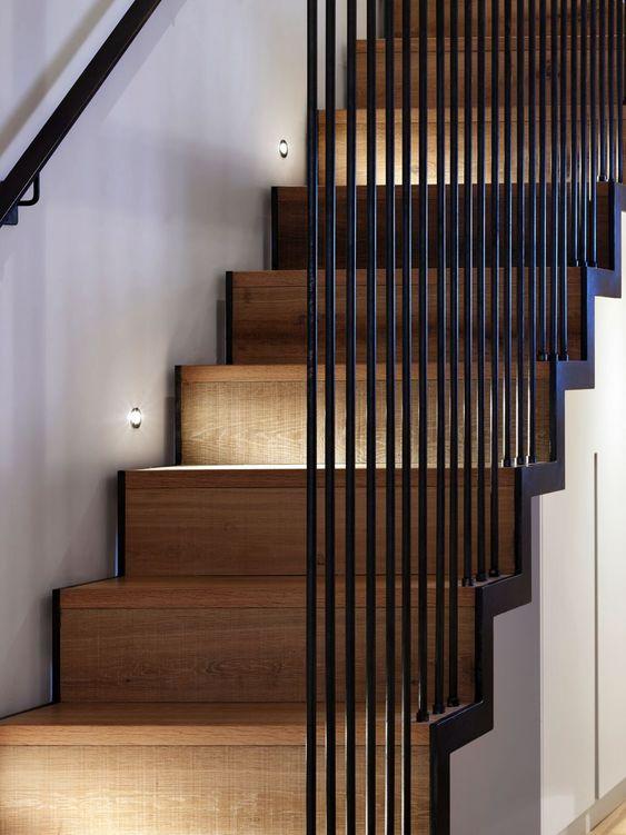 Stair Storage Modern